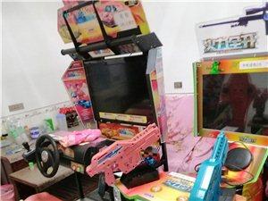 低价转让两台高人气电玩设备,可投放在超市,店铺。