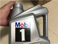 汽油機油一桶美孚fs0w40全合成,原價229,活動時366購入兩桶,現170轉一桶。5夸脫4.73...