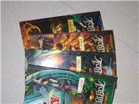 《不可思议事件薄》共4册,9成新。 1.古堡迷踪 2.海盗王的秘密 3.疯狂黑窑镇 4.魔法...