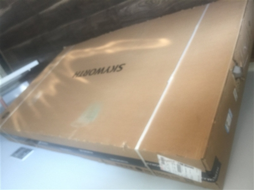 創維電視65寸,因工作調整,現在便宜出售,型號65A10黑色,還沒開封。