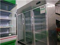 现有一9成新三门冰柜出售(可用于饭店、烧烤店、蔬菜生鲜等冷藏储存保鲜)有意联系18166072512...