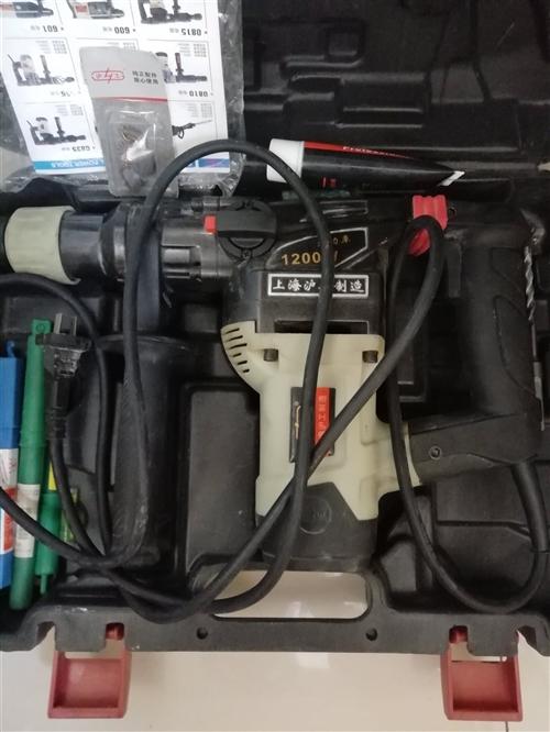 滬工電錘,買回用了一次,閑置處理了,有需要的看過來。