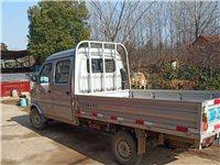 长安双排加长小货车,年检到明年8月,商业险到明年11月,手续齐全。没怎么开,公里数刚过1万。