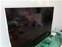长虹电视48寸座机。摔折了微弯曲,声音清晰,无画面,自用三年。