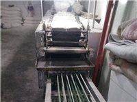 因为身体原因出售烫面单饼机一台,接手盈利,地址潍坊市青州,用了几个月,价格20000