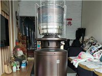 九九成新液化气采暖炉,能取暖能烧水,升级大炉头,店铺家用都可以,取暖效果立竿见影,支持上门验货。电话...