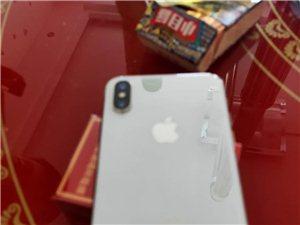 苹果X,因需用双卡手机所以才卖,换值也行,换个半年内的黑沙和红魔手机