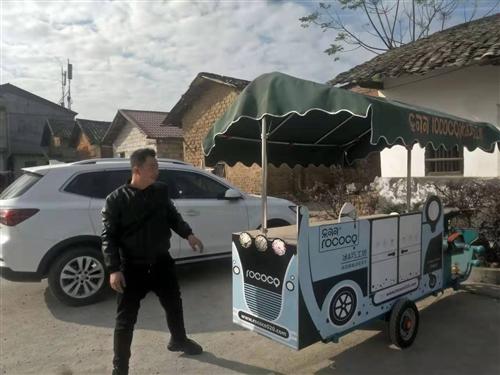 改裝餐飲電動三輪車,適合流動餐飲,早餐,各種小吃,歡迎看車,價錢便
