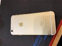 國行蘋果6s金色64gb。沒有修過。只換了一塊加大容量的電池。現在手機滿血復活。誠心要的聯系。富順本...