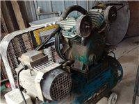 闲置:500保护焊机,台钻,汽泵!半价出售!