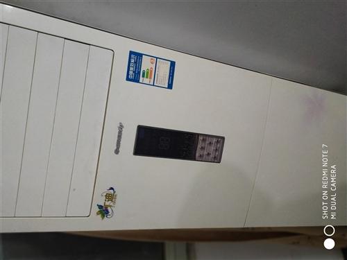自己用格力空调柜机八成新出售价格面议