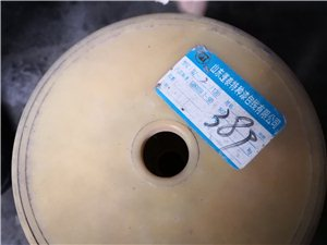 处理济南电磁线厂制造圆铜电磁线,若干盘,型号Qz  ,规格0.35---1.12mm. 价格面议。电...