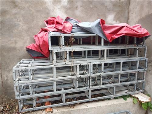 桁架27米1米的十根1.5米六根其余的是兩米的,可租可售,