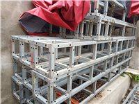 27米桁架1米的十根1.5米的6根,其余的都是2米的可租可售,出租5塊錢一米出售私聊