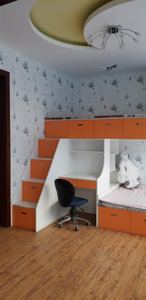 店内样品,没用过,低价处理。儿童床上下两层,2.2&3.2米,性价比高,电话:18764170155...