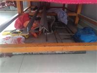 铁床,厚铁有板子
