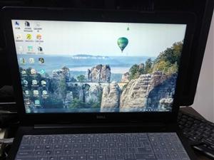 出售个人戴尔笔记本电脑5557 成色新 配置如图