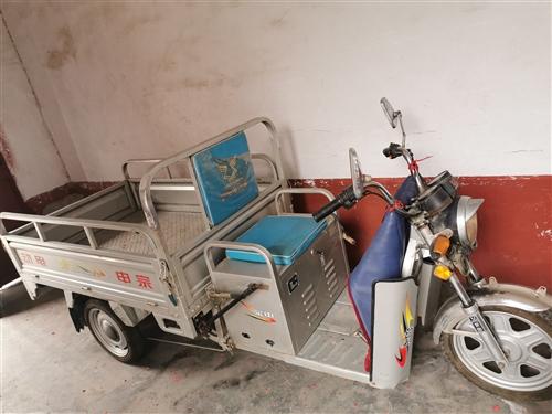 宗申電動三輪車  車斗一米乘一米五  電瓶去年六月剛換的