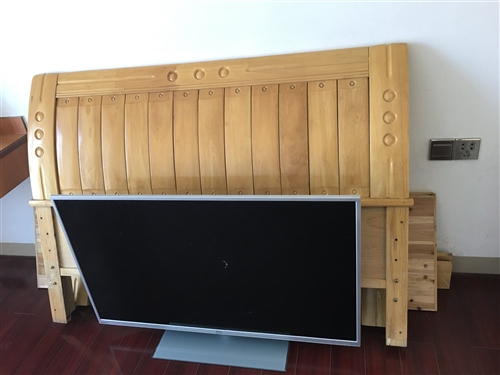 1.5米实木床