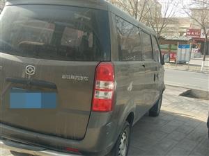 海马福仕达面包车,出厂价42800元无事故,现在售价12000元