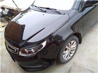 私家车自用吉利远景车手动档出售  黑色吉利远景2016款,排量1.5l。使用公里数只有1.4万公里...