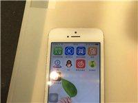 苹果5手机转让,九成新,有发票,正常使用,适合视频游戏,女朋友用的,换手机了,故200转