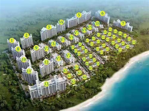 东方西海岸,一线海景房,小区有住宅楼房,一室一厅一卫,40平方!小区配套:多功能活动室,停车场,老年...