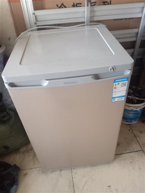 海信冰柜二年  一级能效超省电  因换大的淘汰下来买时999
