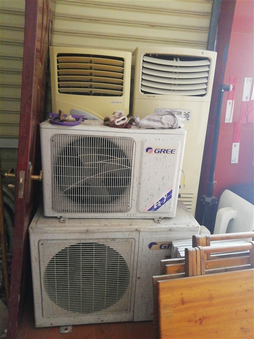 柜室格力空调2台