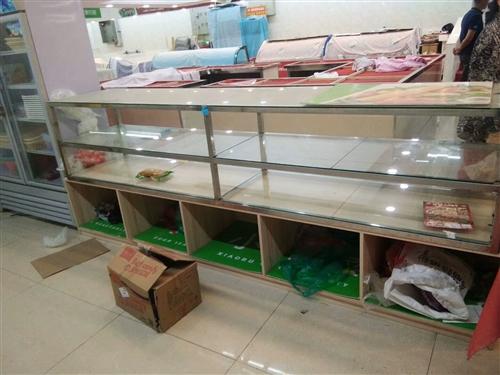 面食店不干了,现有一个展示柜柜台出卖,有需要电话联系,13843695319