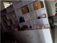 [爱心] 8成新的货柜低价处理了  自己家买材料做的