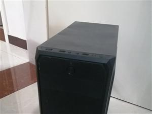 出售闲置二手电脑,无任何故障。 主机+显示器+鼠标键盘。全套出售,也可单卖 办公游戏没任何压力。...