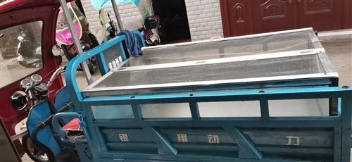出手三轮摩托车,车厢宽1.2米,长1.5米,**购买于2019年5月,去年用于做生意,另有两个大雨棚...