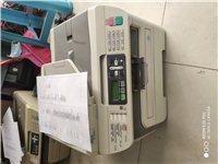 激光復印打印掃描,身份證等證件自動雙面復印,九成新,550元,和這同等功能的價格是1500在右,耗材...