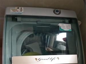 全自动小天鹅洗衣机,本来计划给宝宝专业洗衣服,结果买回来个人比较懒没洗过几次,现在便宜出售,由于个人...
