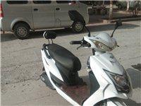 出售电动摩托车一辆,八成新,自用车,18年四月购买,没有维修过,液晶屏显示,品牌为五星钻豹,售价23...