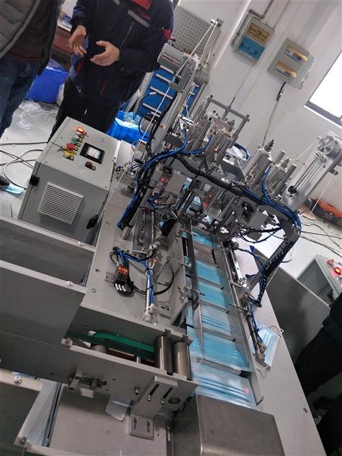 一次性口罩機自動,半自動生產線,N95半自動生產線,上海大廠生產,廠方上門安裝調試,售后技術無憂服務...