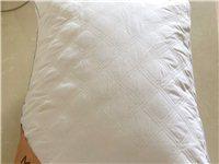 1.8斤,尺寸43cm*63cm,100%纯棉,填充物**聚酯纤维,可机洗手洗,弹性极好。