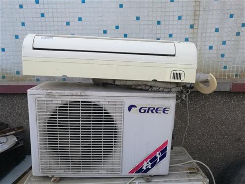 出售二手格力空调,1匹,1.5匹