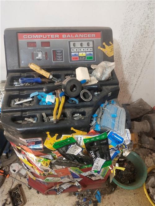 扒胎机  动平衡  气泵  一起打包优惠