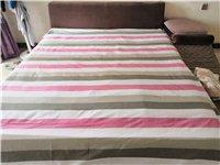 18年買的床,不床,不愛睡軟床,沒怎么睡,8成新,連躺椅一起賣