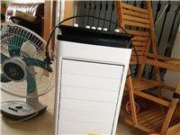 两个杨子风扇和一个空调扇  99新  因搬家处理  三个八十   空调扇150买的  就用过一次  ...