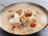 99.9元搶購【眾品菜館】價值198元特色狗肉火鍋一份(2斤)!暖胃更暖心!