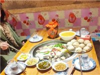 【網友好評店家】49.9元搶鐵鍋燉魚2-4人餐!3斤鯽魚,面包茄子+自制粉條+皮蛋豆腐!