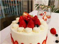 【天宝专送】6寸水果蛋糕68元/个(仅限再就业店)县城内满49元免费配送!
