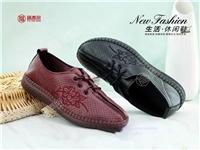 福泰欣春季軟底防滑媽媽鞋原價180現僅需120元
