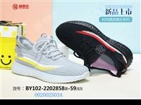 福泰欣情侶款網面透氣布鞋原價135現僅需90元