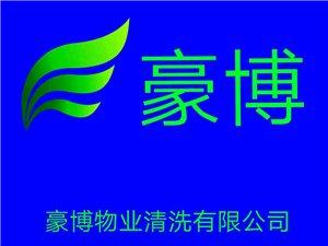 齊河豪博高空外墻清洗,工程保潔有限公司