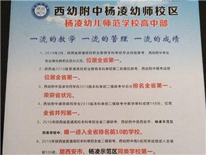 杨凌幼儿师范学校(高中部)