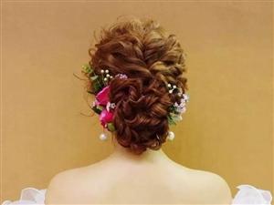 婚禮當天新娘妝